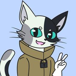 [Art Trade] Lock and Keye by catgirl140