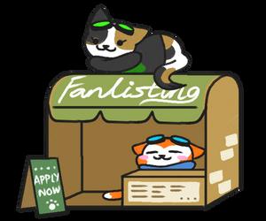 Blinx Fanlisting 2019 [Neko Atsume Parody] by NipChipCookies