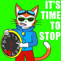 IT'S TIME TO STOP OK by NipChipCookies