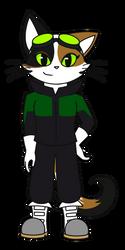 Keiko Full Body by catgirl140