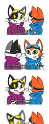 so much for cat reflexes by catgirl140