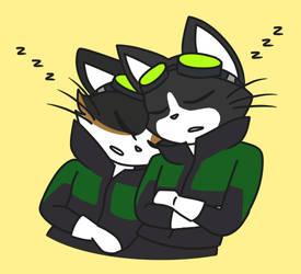 Catnap by catgirl140