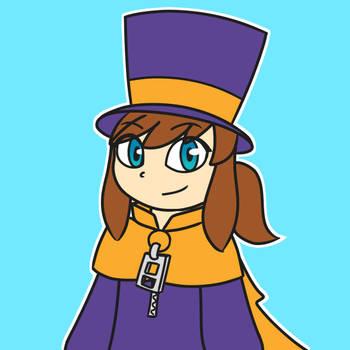 Hat Kid by NipChipCookies