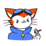 blinx 0.5 seconds after getting yelled at by aniki