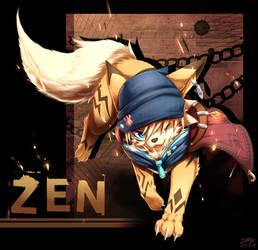 Zen by ffxazq
