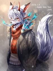 Winter by ffxazq