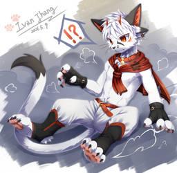 IV( cat