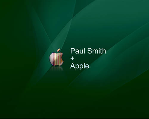 Aqua-paul smith apple-