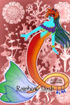 Rainbow Dash -Mermaid-