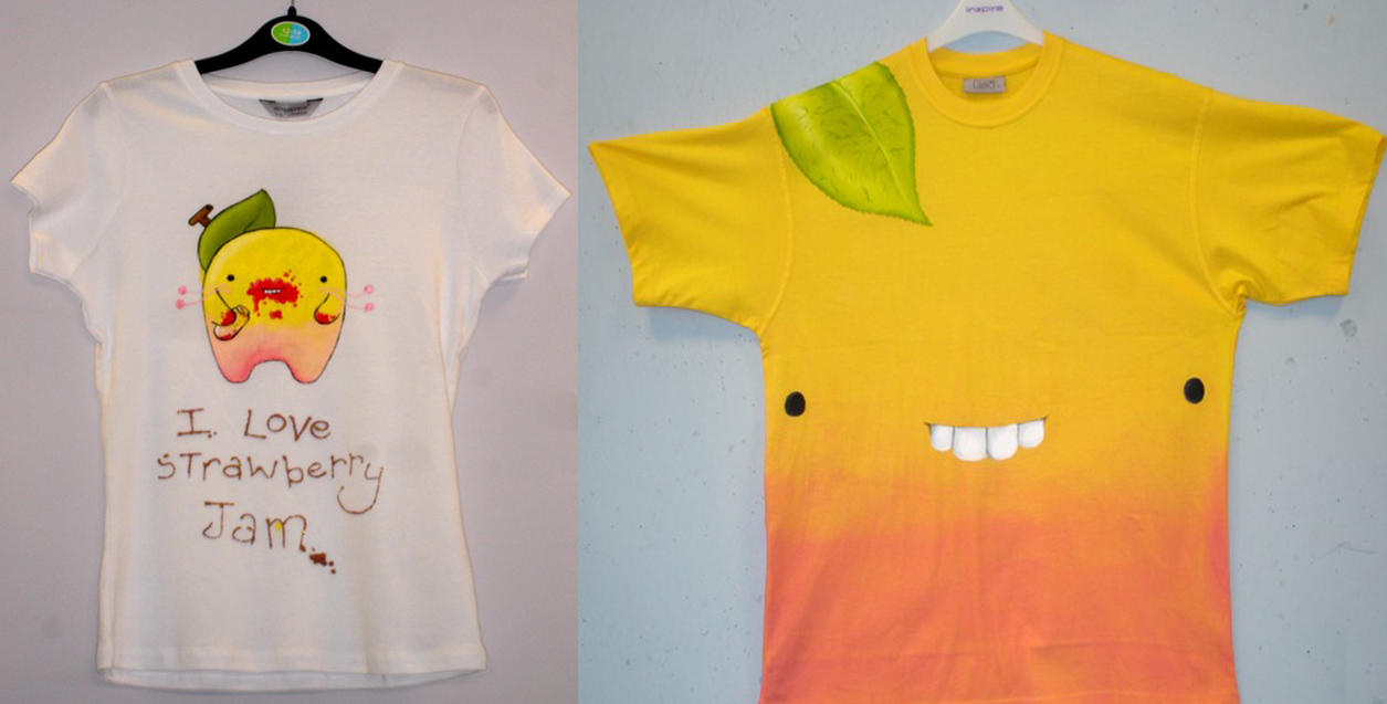 Pyu Pyu T-Shirts by Lozzyboo