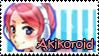 Akikoroid Fan by YulySmile