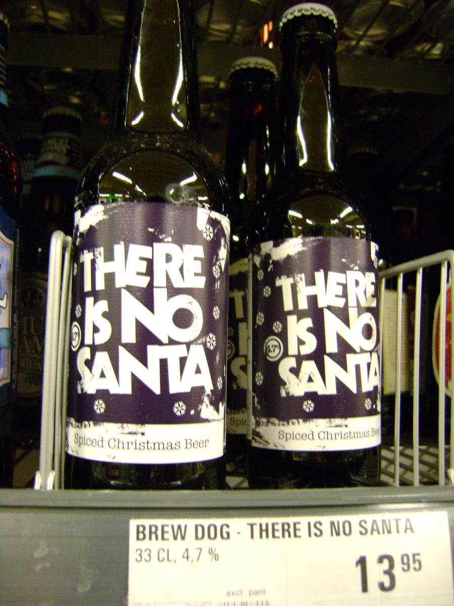 how to explain there is no santa