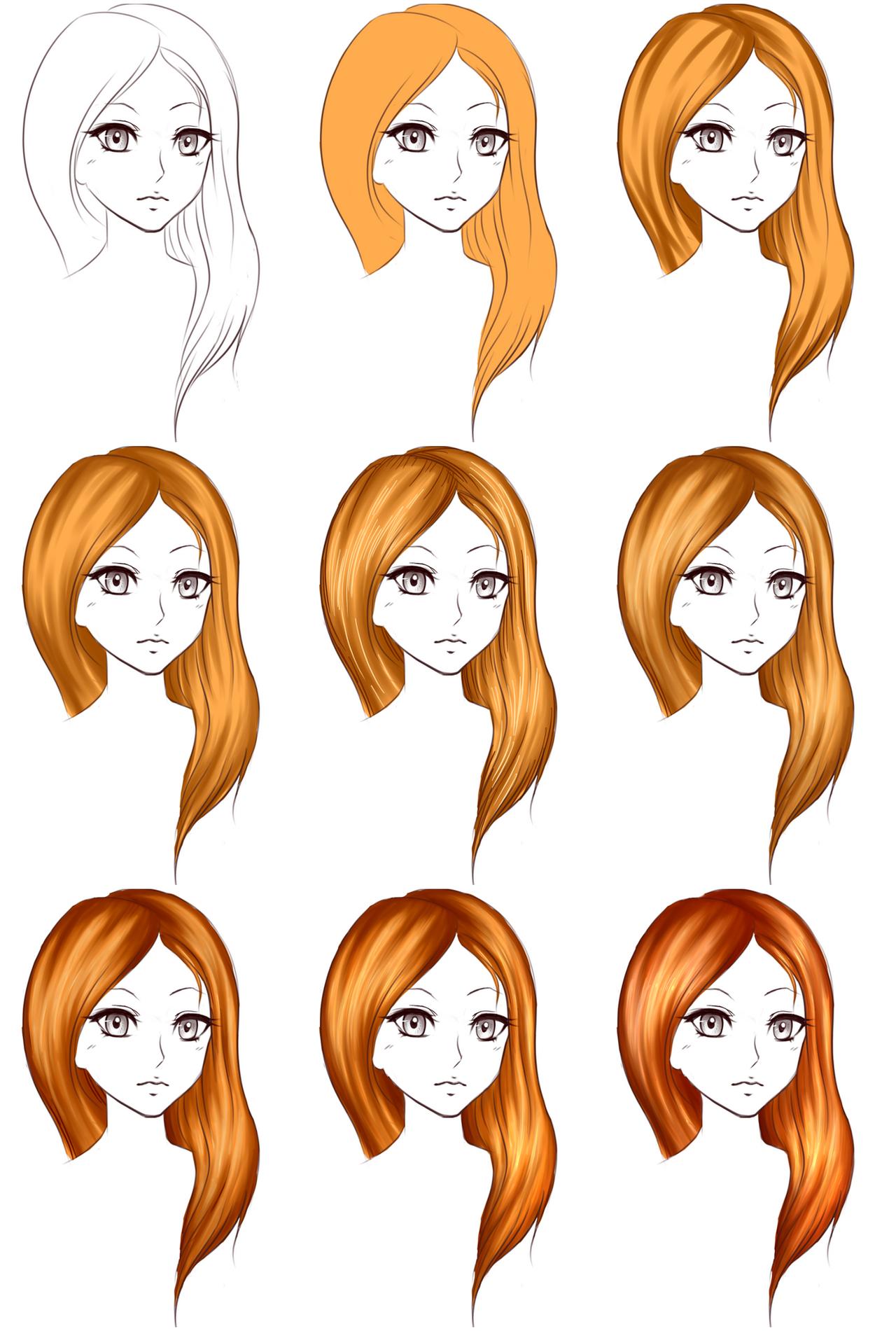 hair tutorials favourites by terra-adopts on DeviantArt