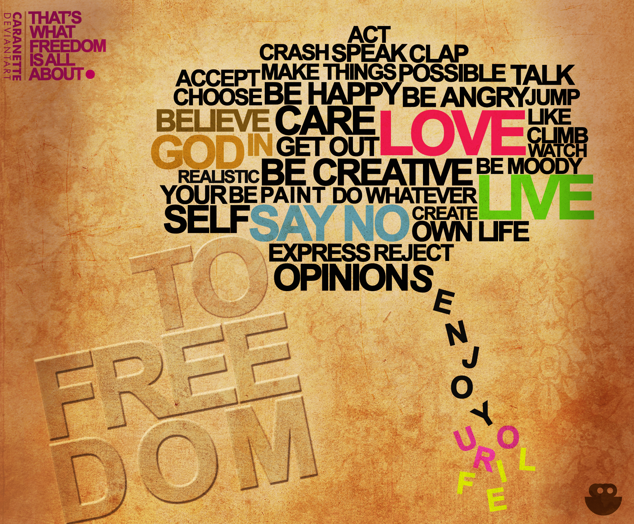 freedom what it means to me Search through thousands of names that mean 'freedom' - meaning of names is the place to come for the best resources for names that mean 'freedom.