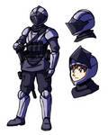 Silver Knight Sentinel