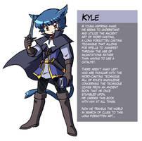 Kyle 040417 by PaulGQ