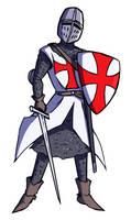 052217 Crusader by PaulGQ