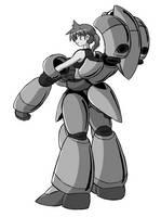 072517 Powerd Armor by PaulGQ