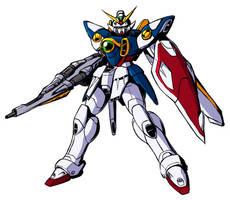 [FA] Gundam Wing by PaulGQ