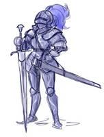 122617 Knight by PaulGQ