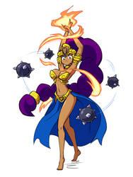 [FA] Shantae Magic Form by PaulGQ