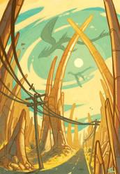Giants Under the Sun by KerriAitken