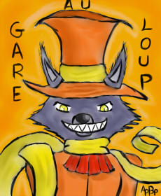 Blitz-wolf avatar by Arbr09