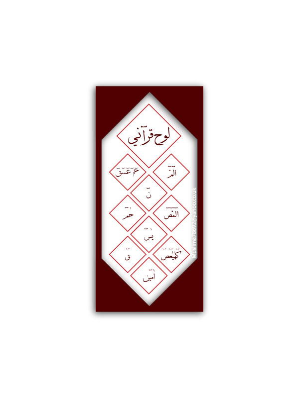 Lohe Quran or Lohe Qurani by Muslima78692