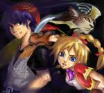 Chrono Cross Fan Art