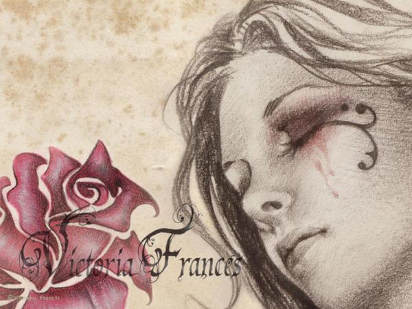 Victoria Frances 2 by Siska-chan