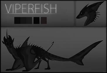 Viperfish by Giieko