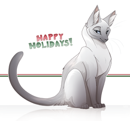 Happy Holidays! [TC Secret Santa] by Giieko