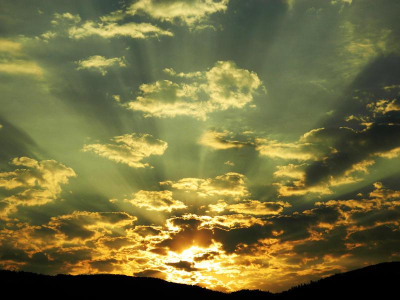 Sunrise 001 by T-Thomas