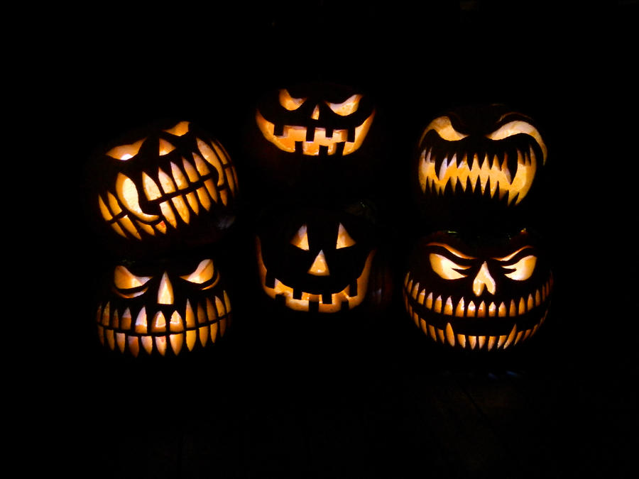 Halloween, 2012 by T-Thomas