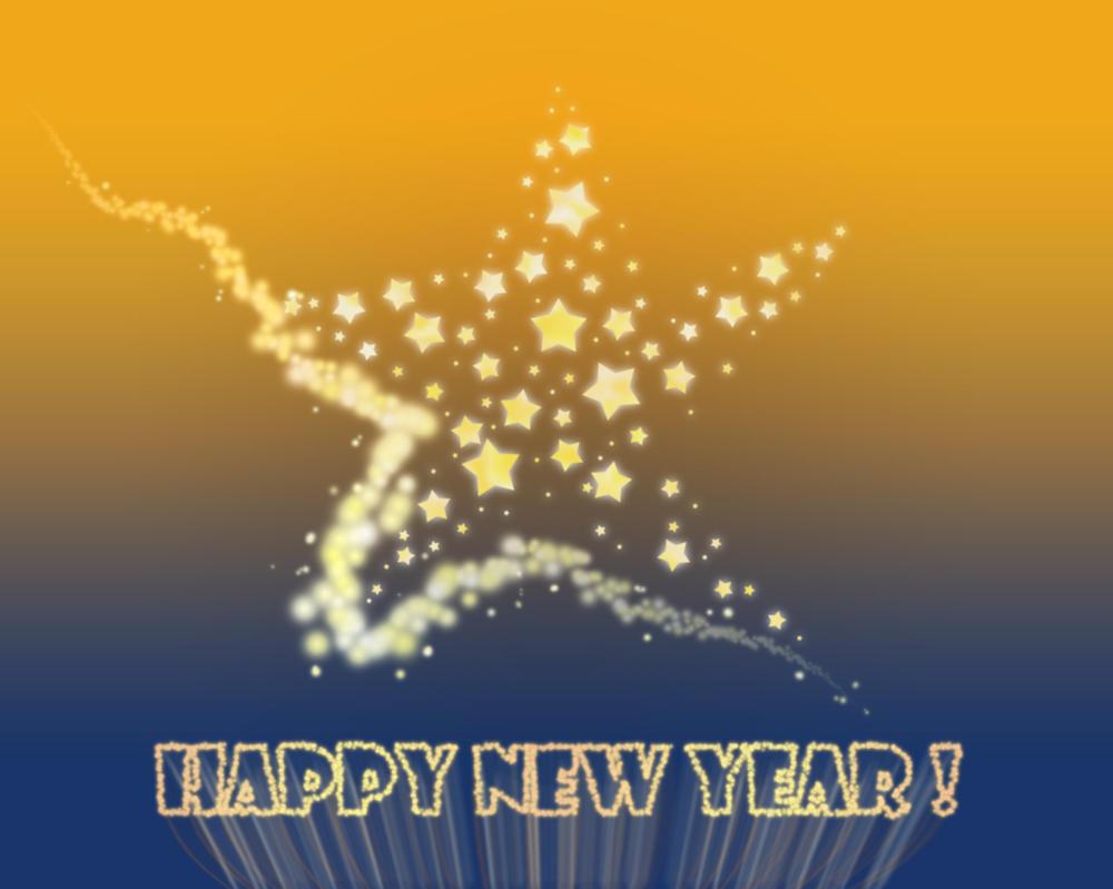 Happy New Year by Felbi