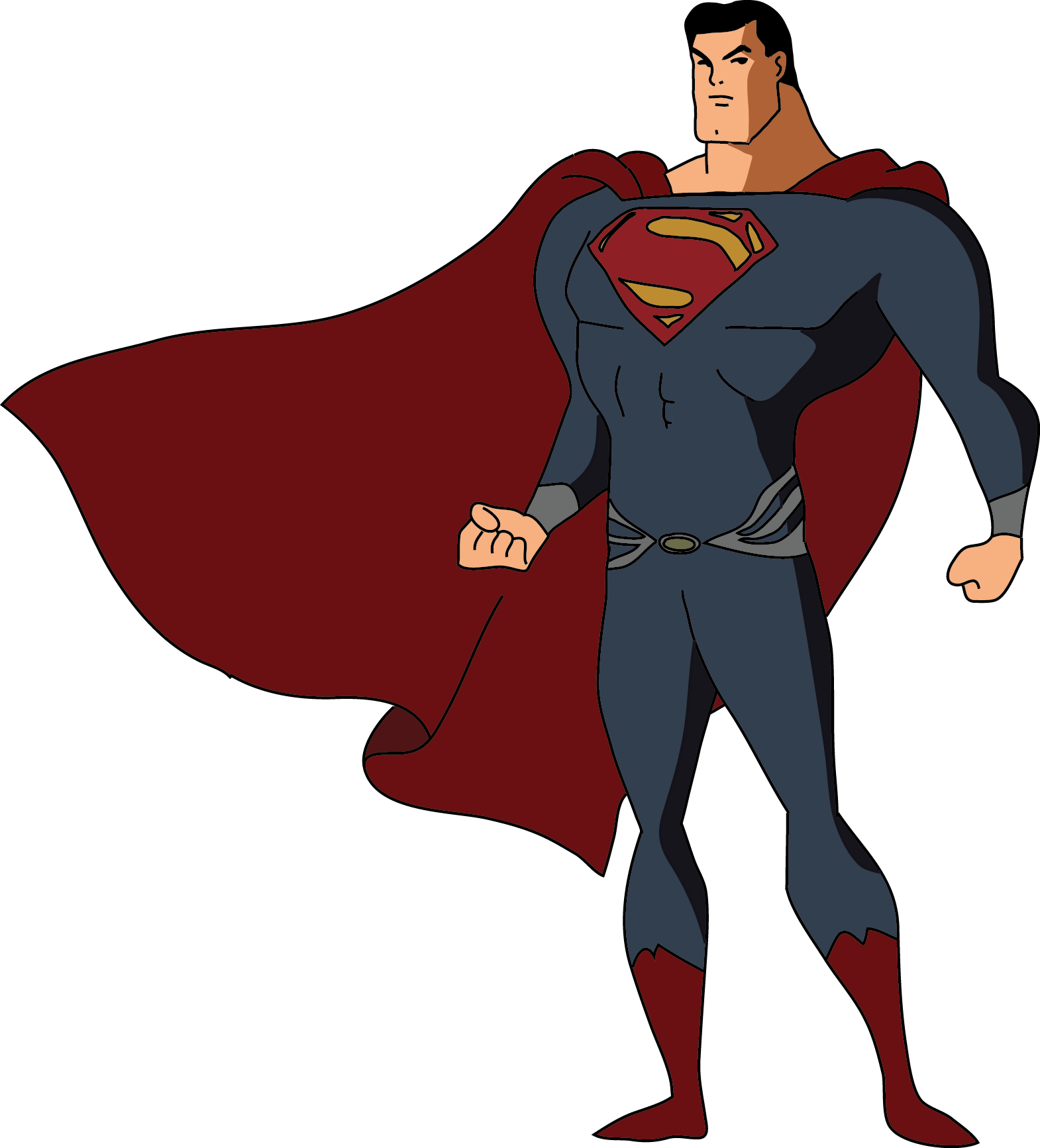Favourite Animated Superman Design