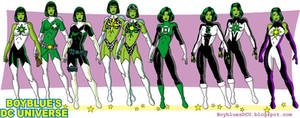 Jade costumes