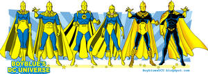 Doctor Fate of the JSA by BoybluesDCU
