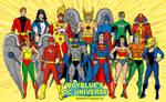 Justice League of America (JLA satellite years)