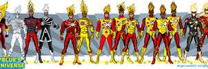 Evolution of Firestorm