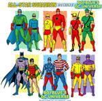 All-Star Squadron: Sidekicks with mentors