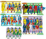 Freedom Fighters Collection (Pre-Crisis DC Comics)