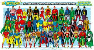 The All-Star Squadron (Pre-Crisis)
