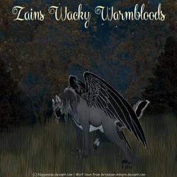 Wolf w/ Wings