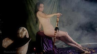 Druidess 20 by Phantasee-photo