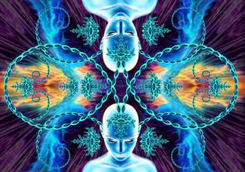 Interwoven by icemaidenArt