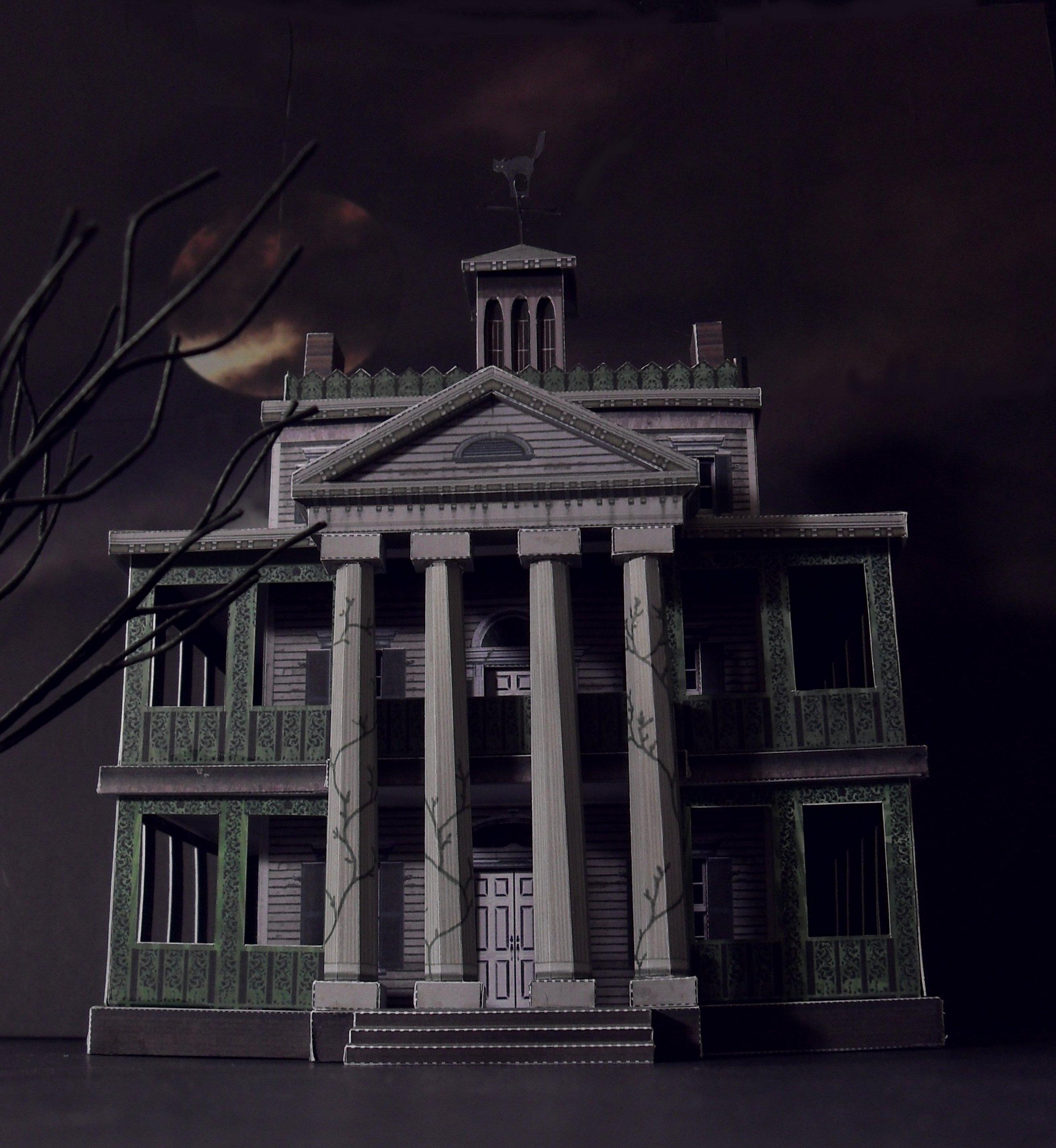 Disneys Original Ghost House By Gorto100 On DeviantArt