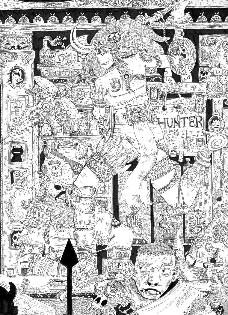 ::TheHunterPub:: by lunSu