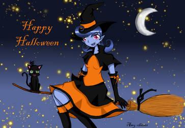 FOP: Happy Halloween by Amy-chan01
