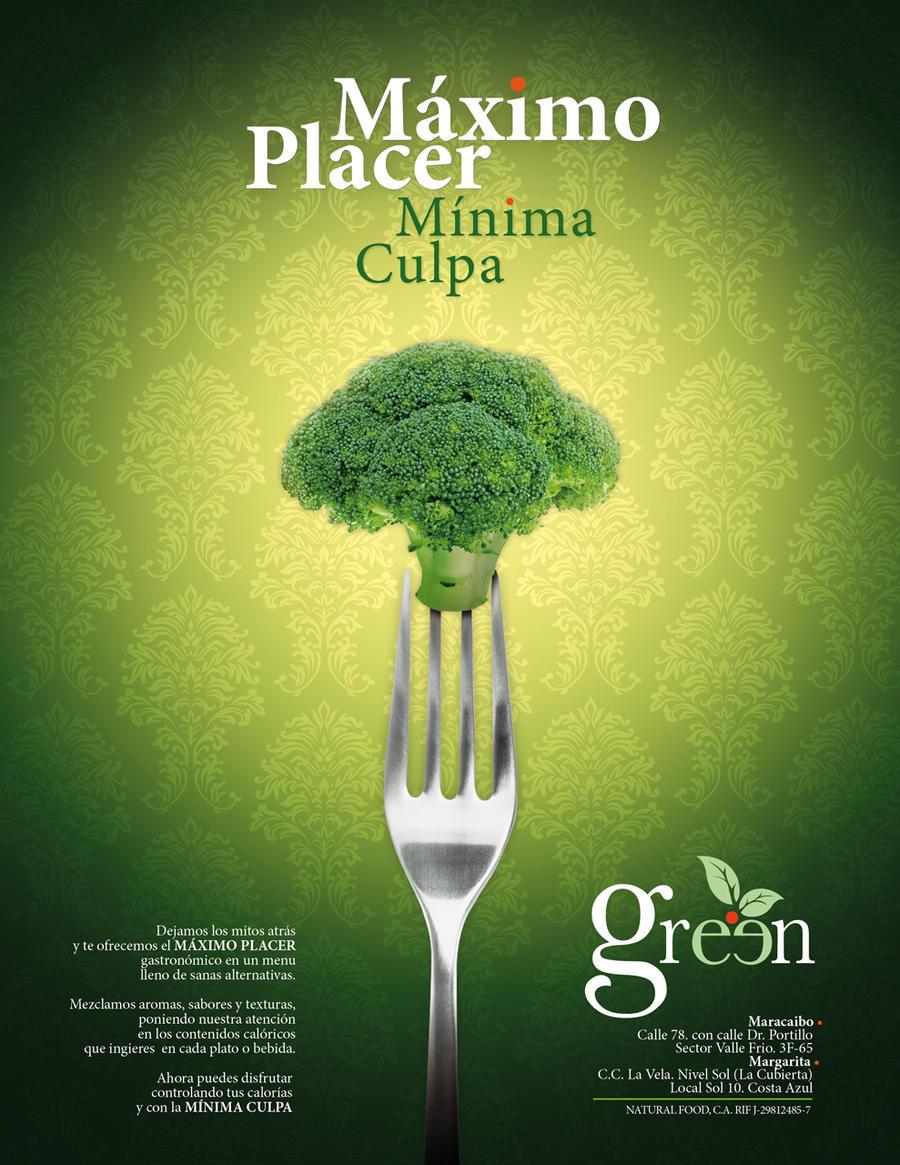 Green Restaurant by gustavitos